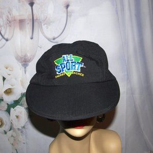 All Sport Thirst Quencher Hat Bigger Brim RARE